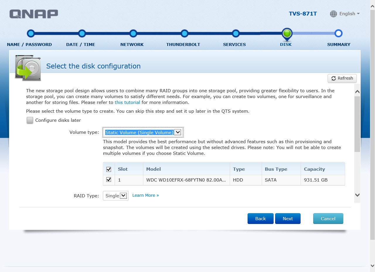 Qnap first time installation troubleshooting and faq qnap 2 qnap volumes 1 1betcityfo Image collections