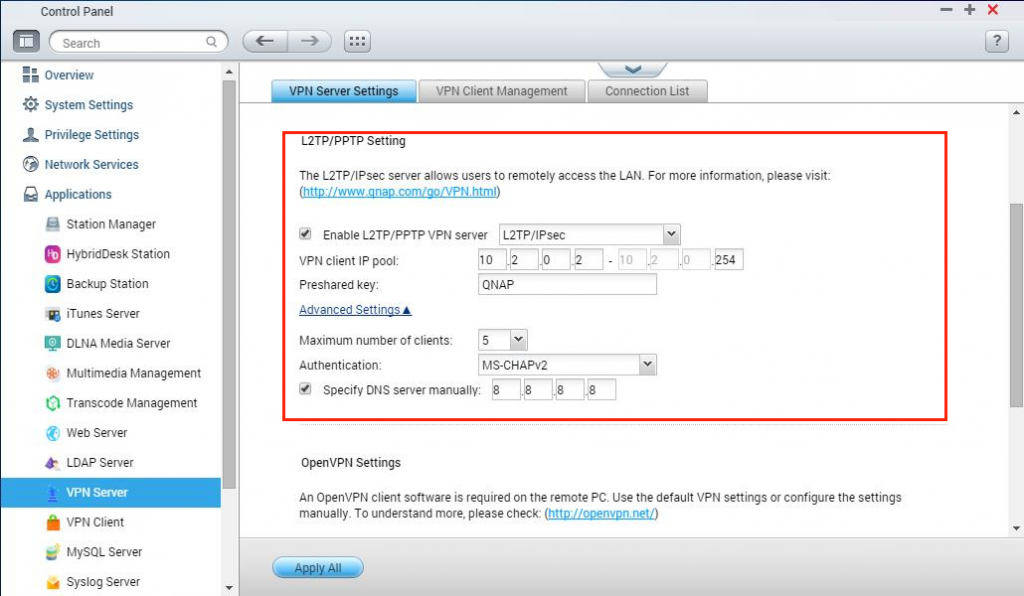 How To Set Up A Qnap Nas As A VPN Server? | Qnap Advanced Support