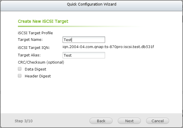 What is ISCSI and How to Create & Use | Qnap Advanced Support