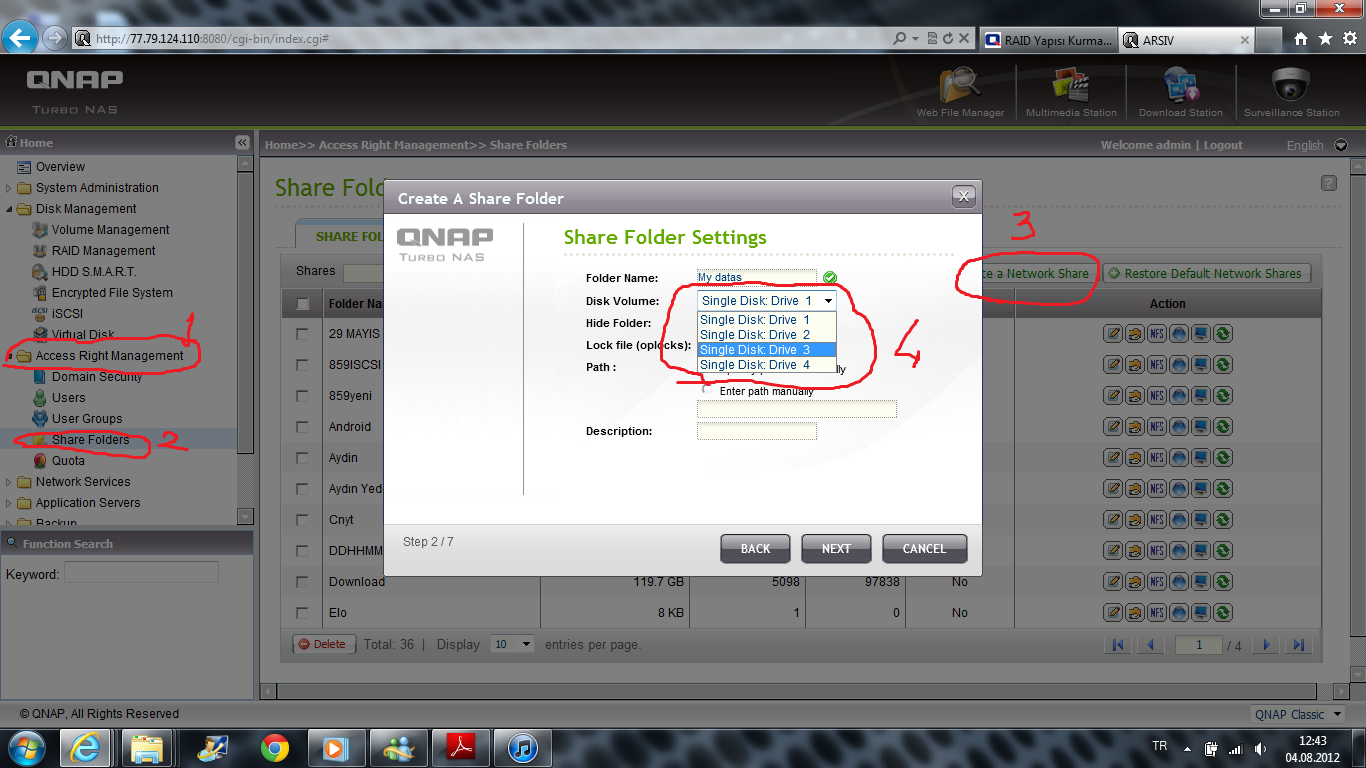 Qnap First Time Installation Troubleshooting And Faq