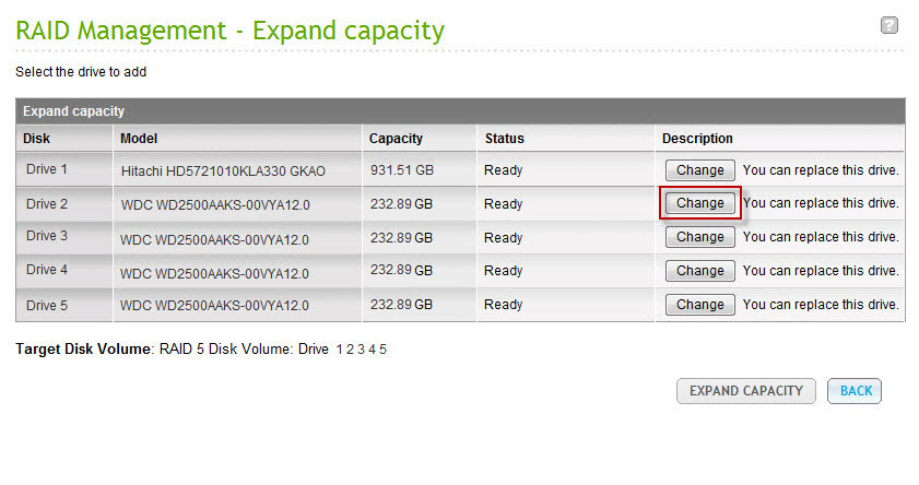 How To Expand Raid Capacity Online Raid Capacity