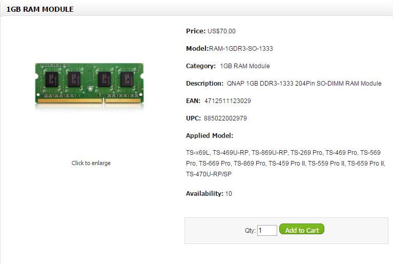 Qnap RAM Modules (1)
