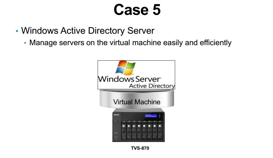 Qnap AD Server