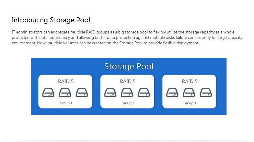 Qnap Storage Managment 2