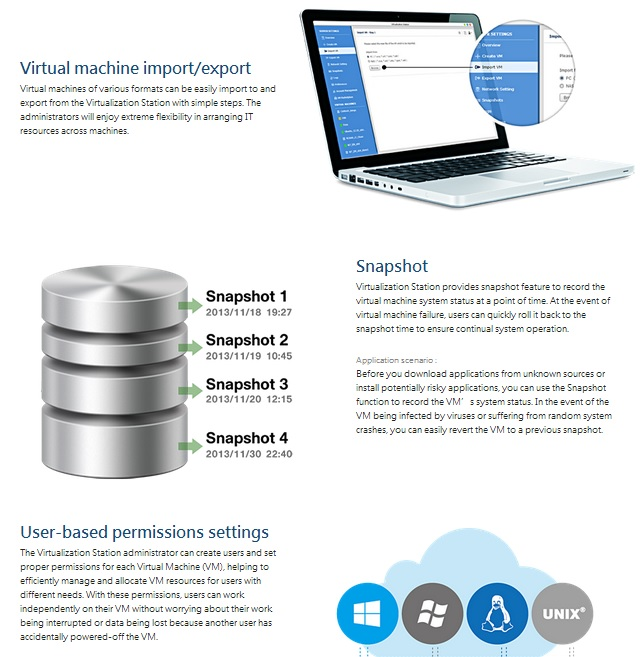 Qnap virtualization brings 2
