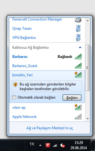 1 - Qgenie network