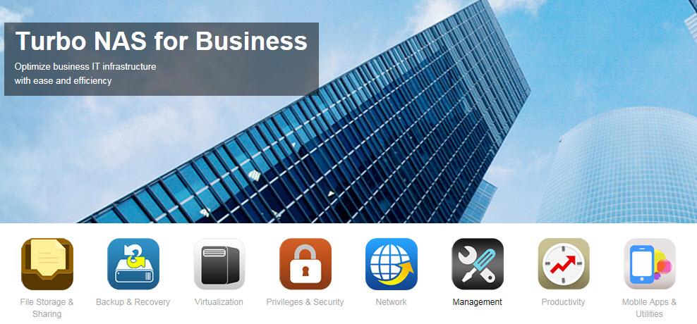 1 - Qnap Business