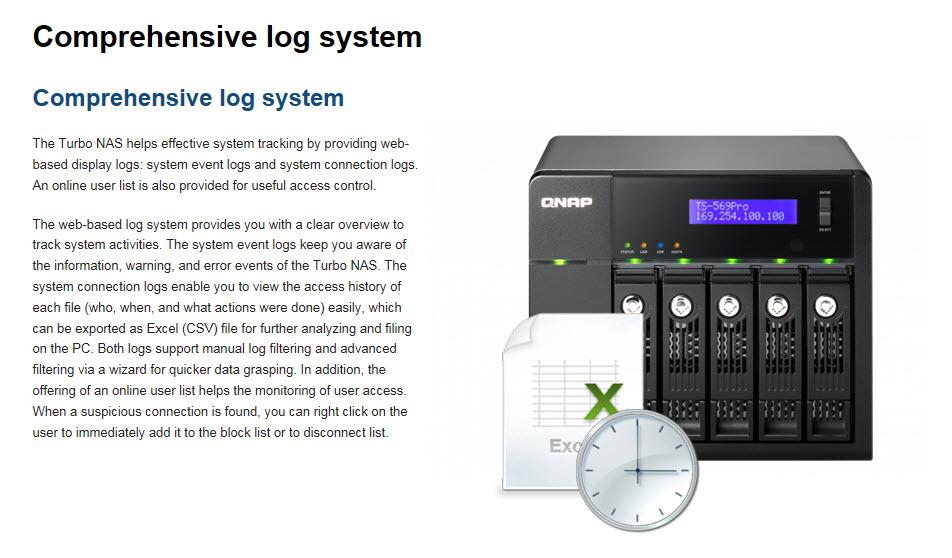 11 - Log System