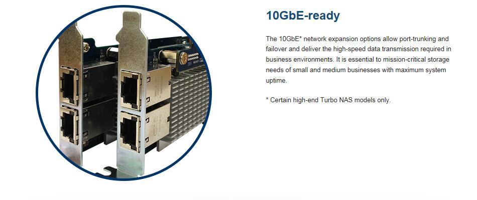 12 - 10 Gb Ethernet