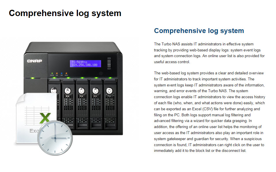 12 - Log System