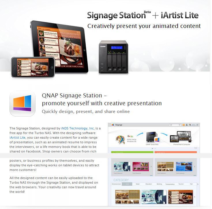 14 - Signage Station