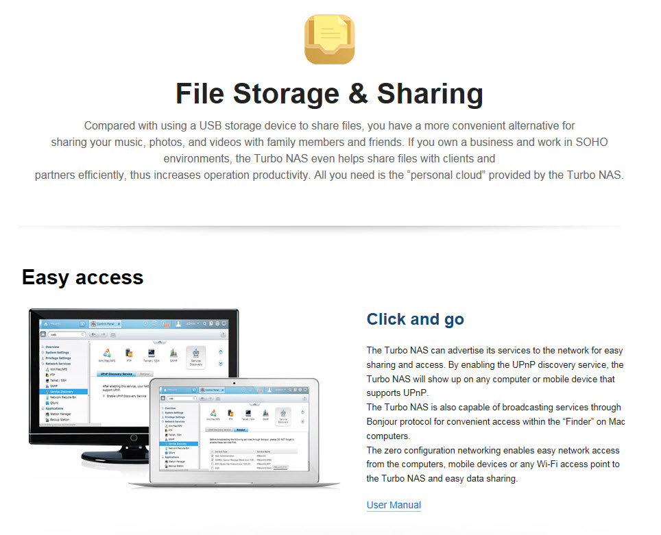 2 - Large Space and File Share 1