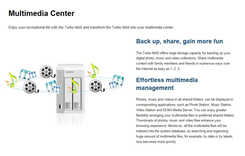 2 - Multimedia Center 1