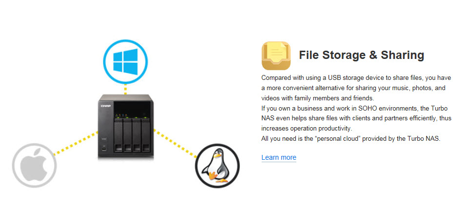 2 - Storage and share 1