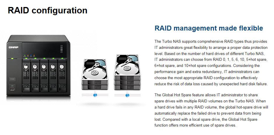 4 - RAID Support 1