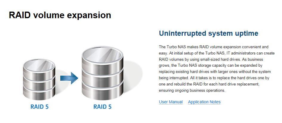 4 - RAID Support 2