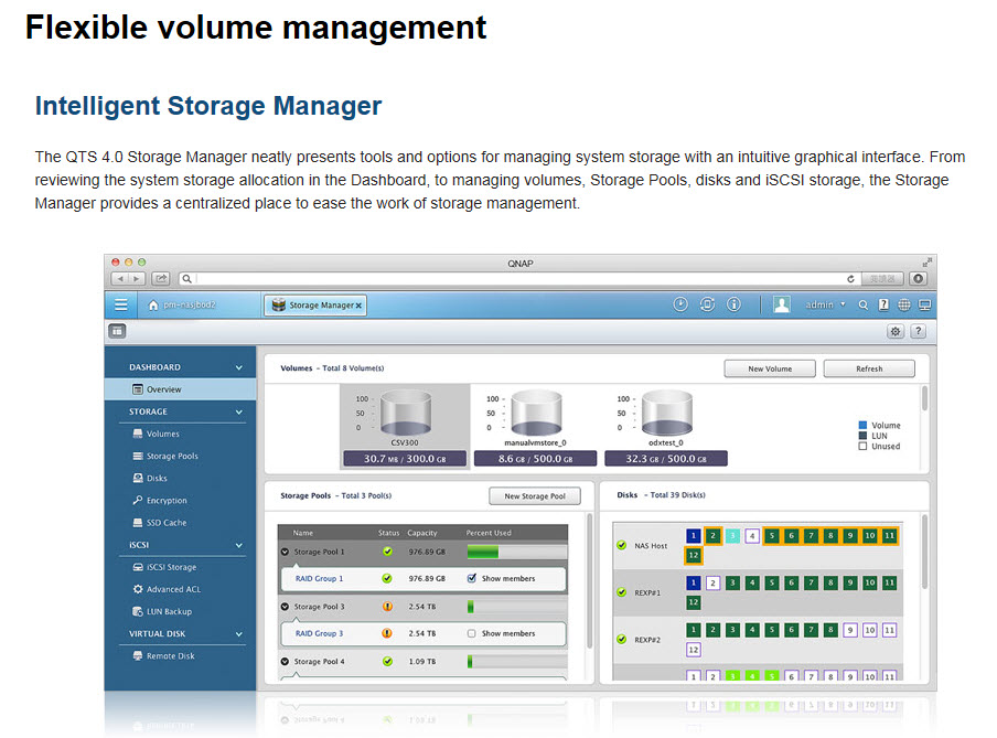 4 - flexable volume Managment 1