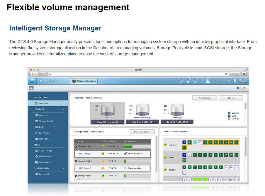 4 - flexable volume Managment 1