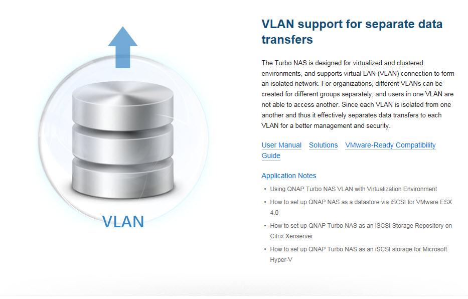 Qnap Business NAS Features | Qnap Advanced Support