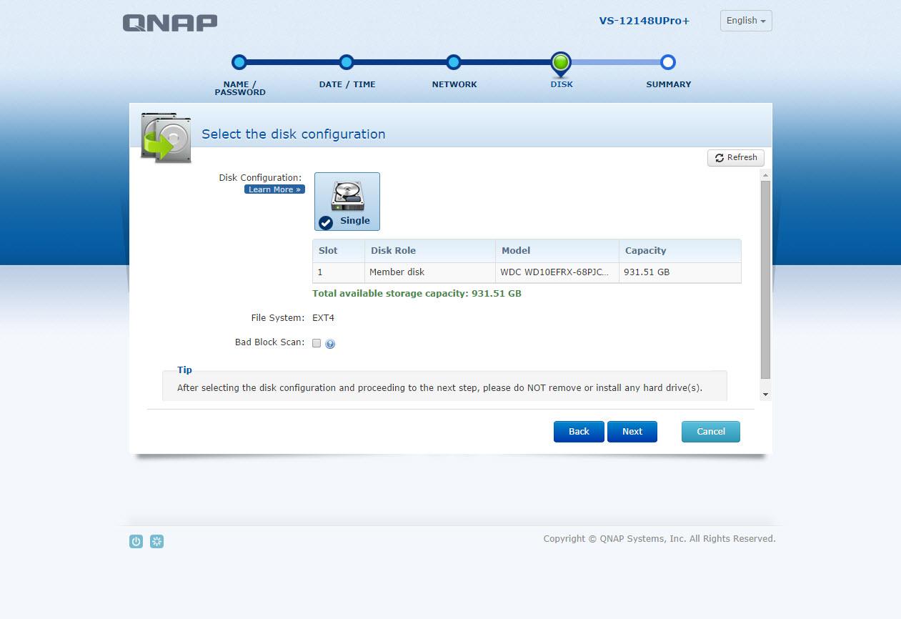 Qnap NVR Installation (4)