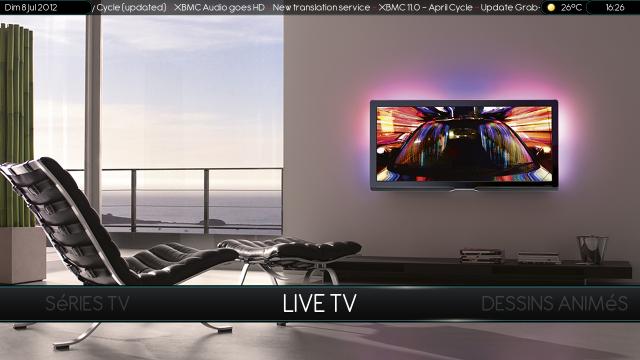 XBMC Live TV 1