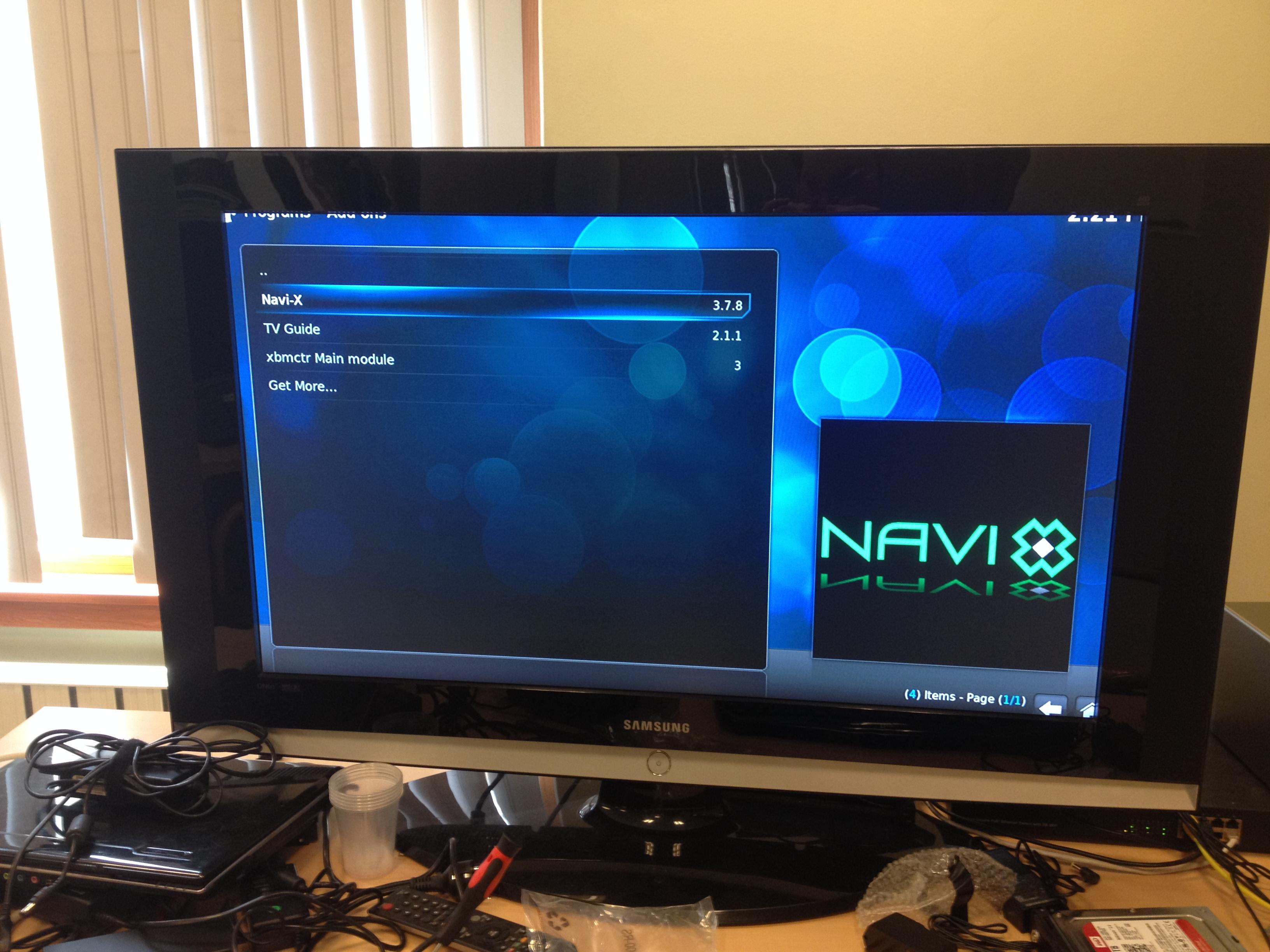 Qnap Navx Add-on (2)