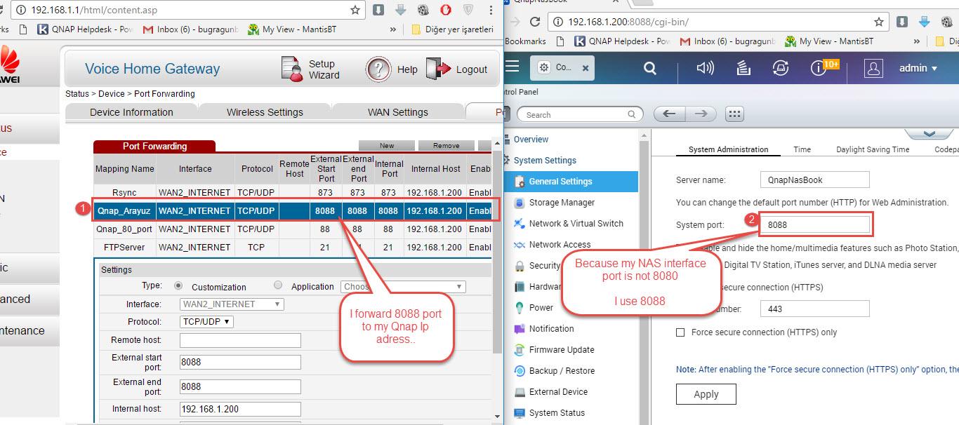 Qnapcloud UPnP Router Problem