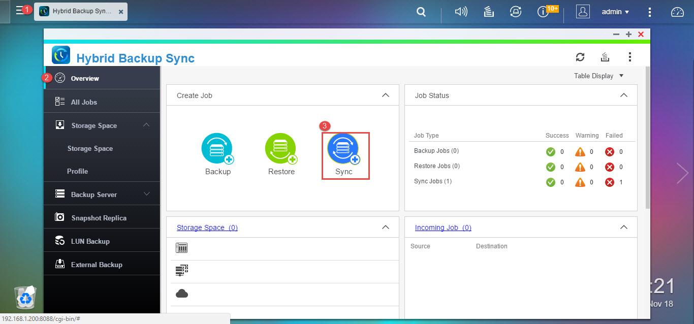 Qnap SMB / Cifs Backup Fails To Connect, Even Test